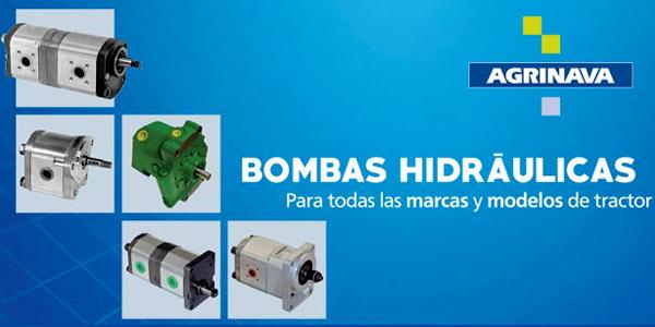 Bombas hidraulicas para tractores