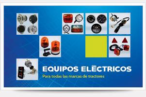 equipos electricos para tractores